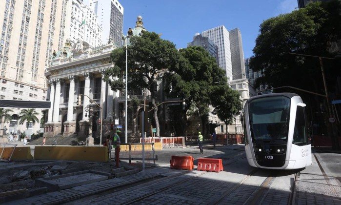 Prefeitura Do Rio Quer Licitar VLT Para A Zona Sul Até O Fim Do Ano