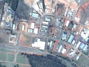 Distrito Industrial Araxá