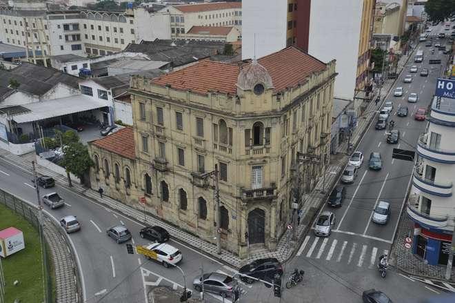 """""""Licitação Para Restauro Do Palacete Scarpa Em SOROCABA/SP, Foi Reaberta!""""."""