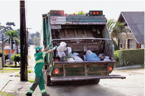 Curitiba Lança Licitação Pra Mudar Gestão De Lixo No Município.